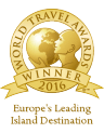 Madeira - Europe's Leading Island Destination 2016