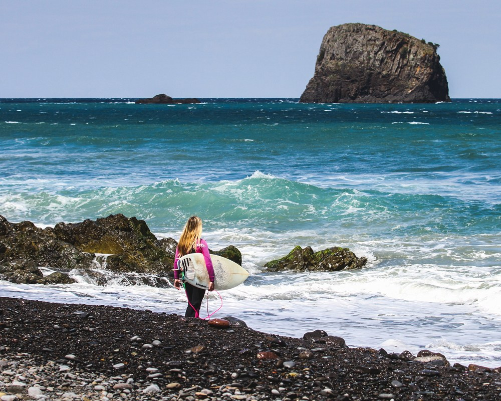 New Blog Post - SURFING IN MADEIRA? GREAT SPOTS AND GOOD WAVES!!